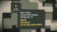 MOS 94S - Patriot System Repairer